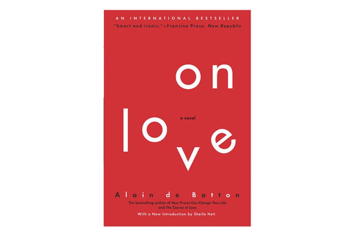On Love: A Novel