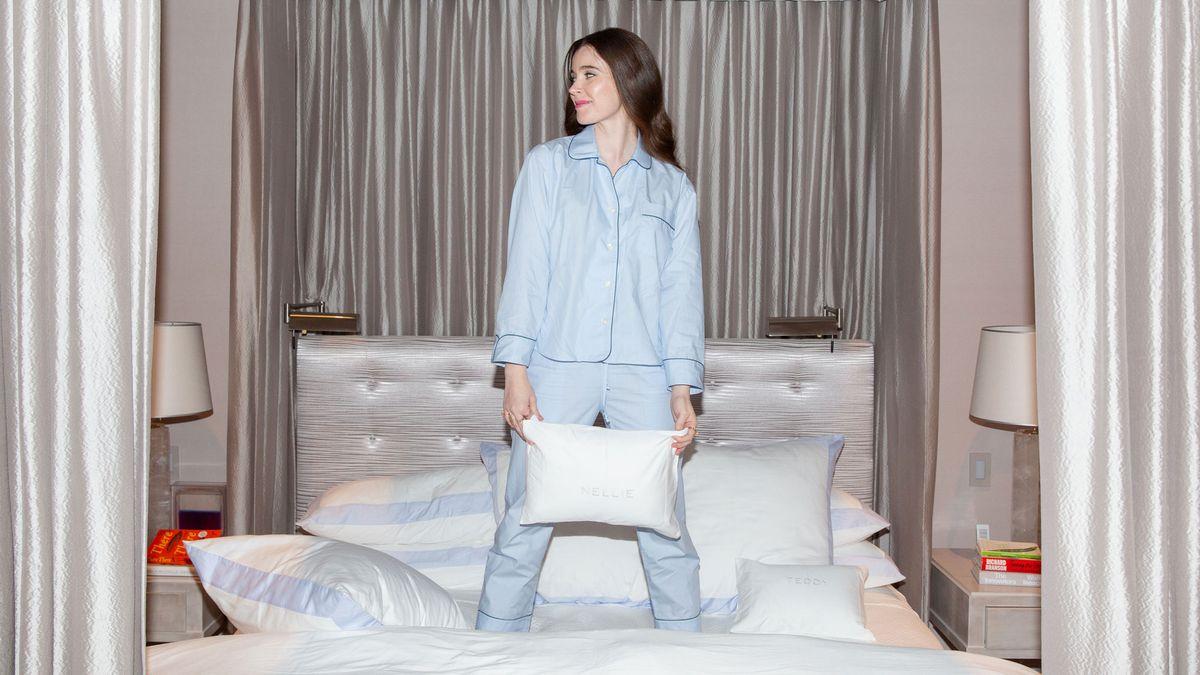 loungewear and pajamas