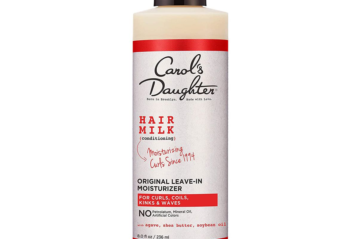 carols daughter hair milk original leave in moisturizer