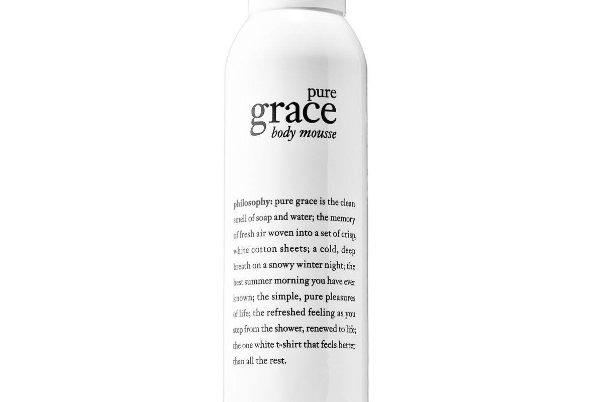 Pure Grace Body Mousse