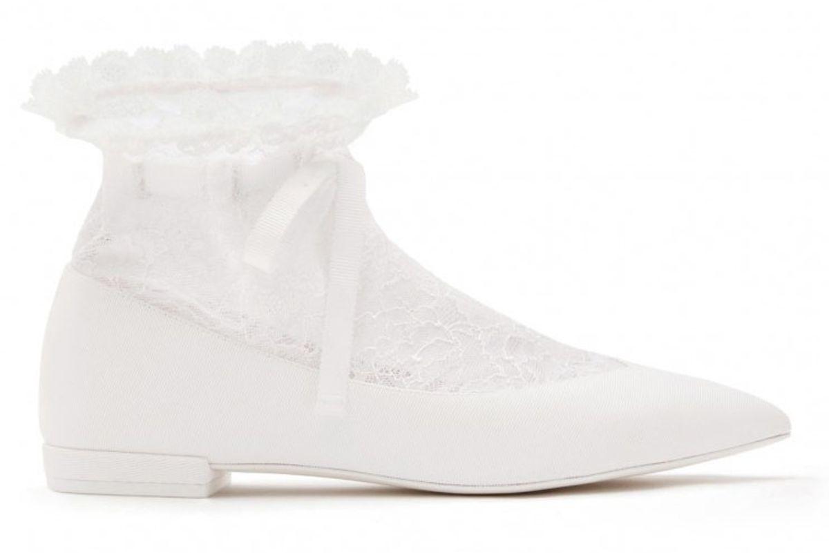 Bridal Ballerina Flat