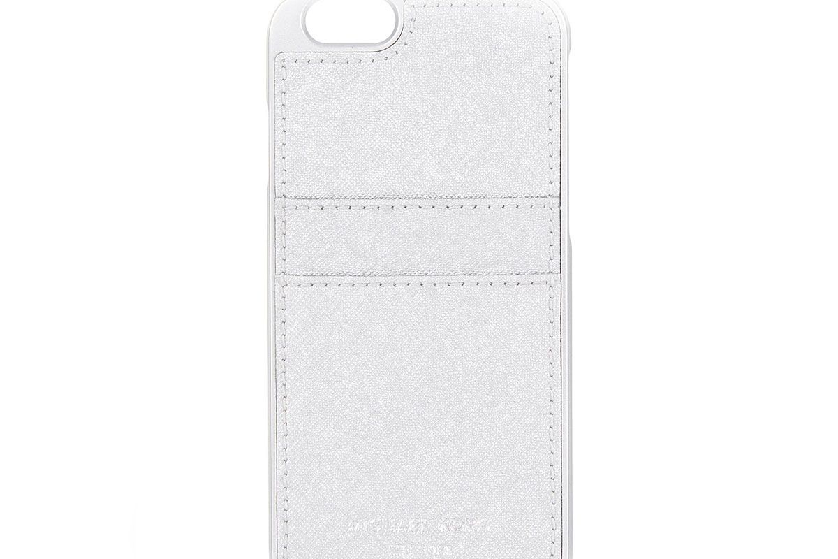 Textured iPhone 6/6s Card Holder Case
