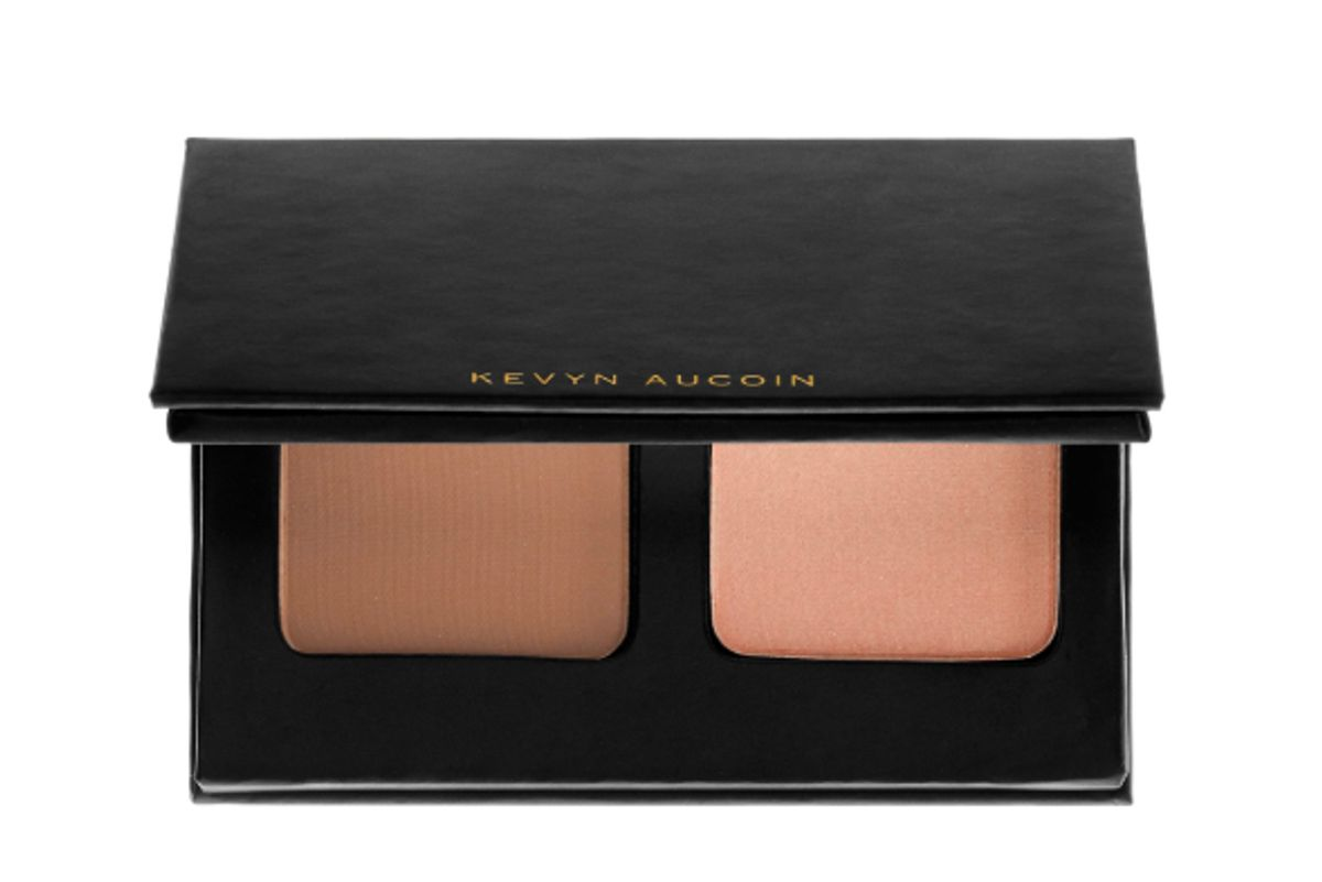 kevyn aucoin the contour duo on go