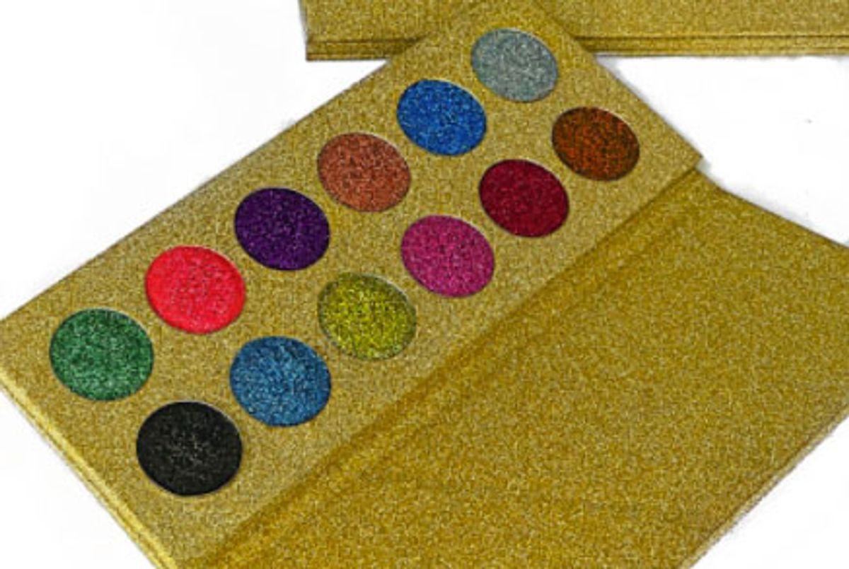 Glitter Pan Palette