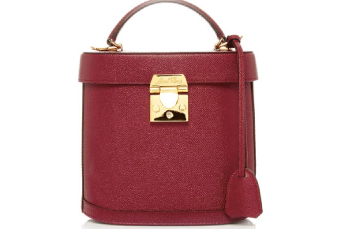Benchley Saffiano Leather Bag