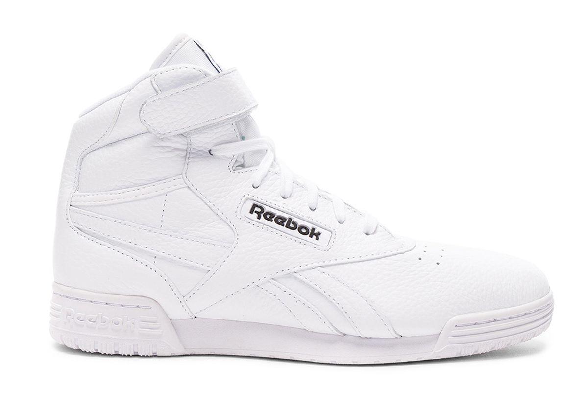 Gosha Rubchinskiy Leather Classic High Sneakers