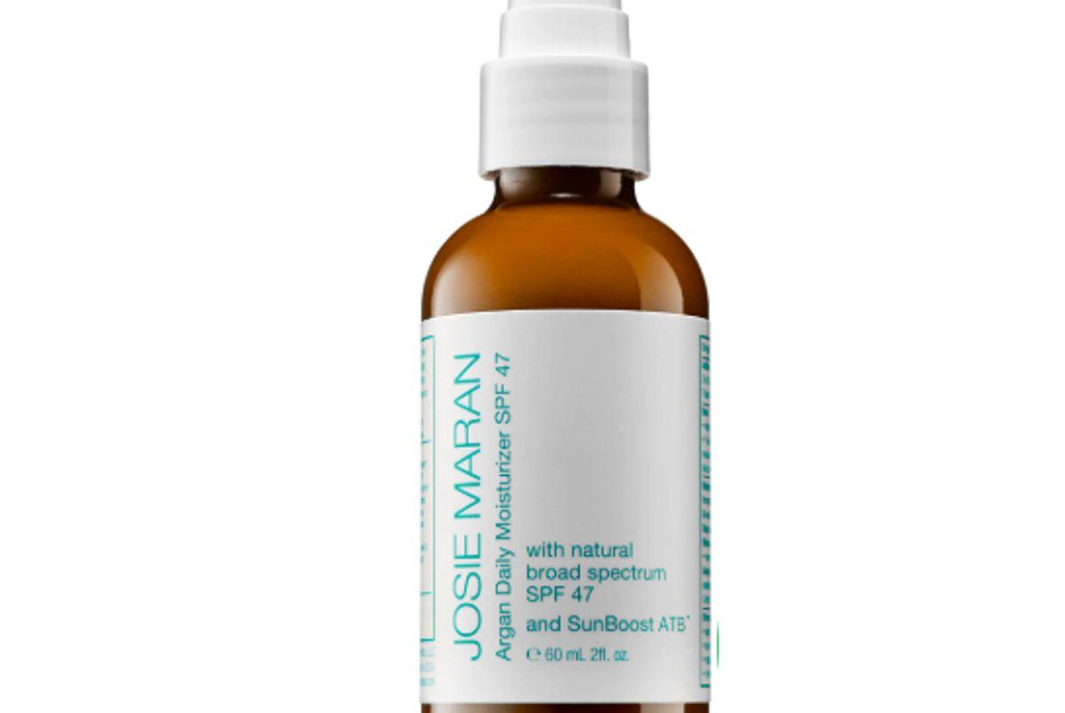 josie maran argan daily moisturizer spf 47