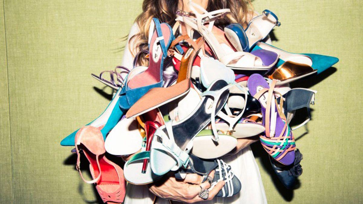 high heeled flip flops