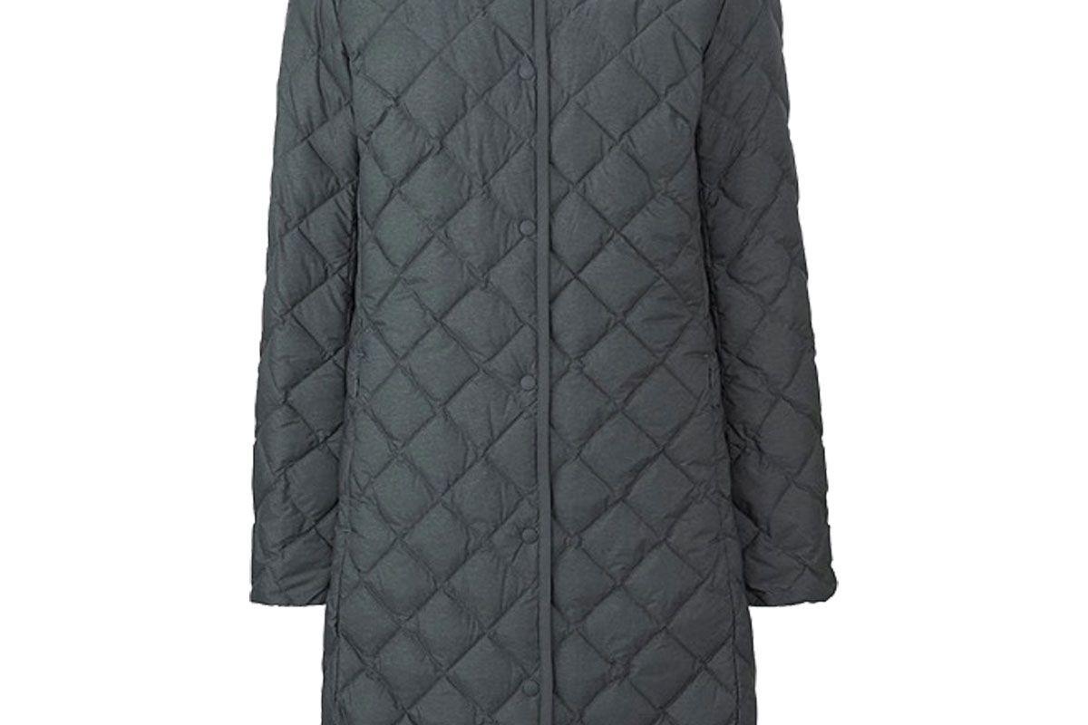 Women Ultra Light Down Compact Coat