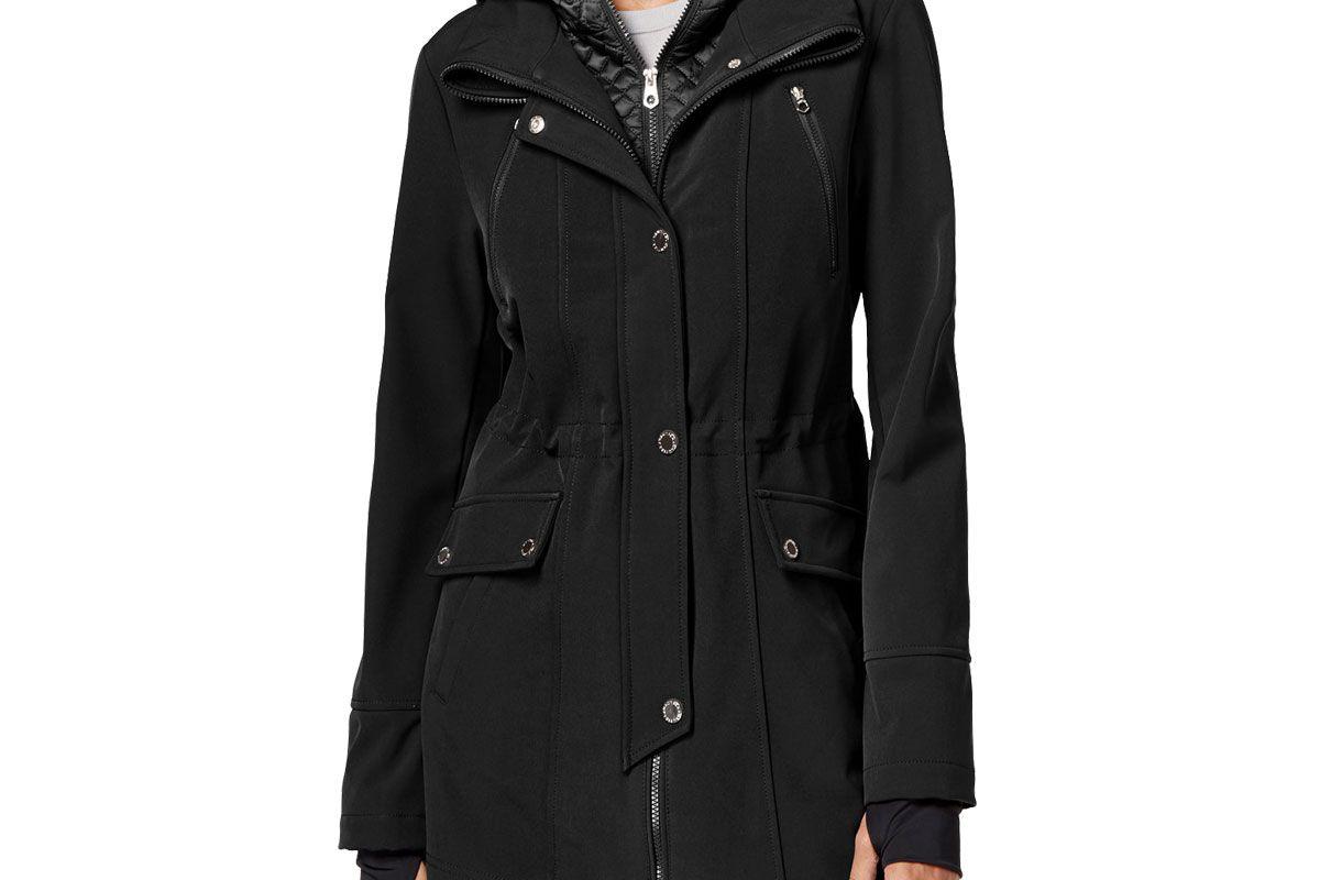 Layered Softshell Jacket