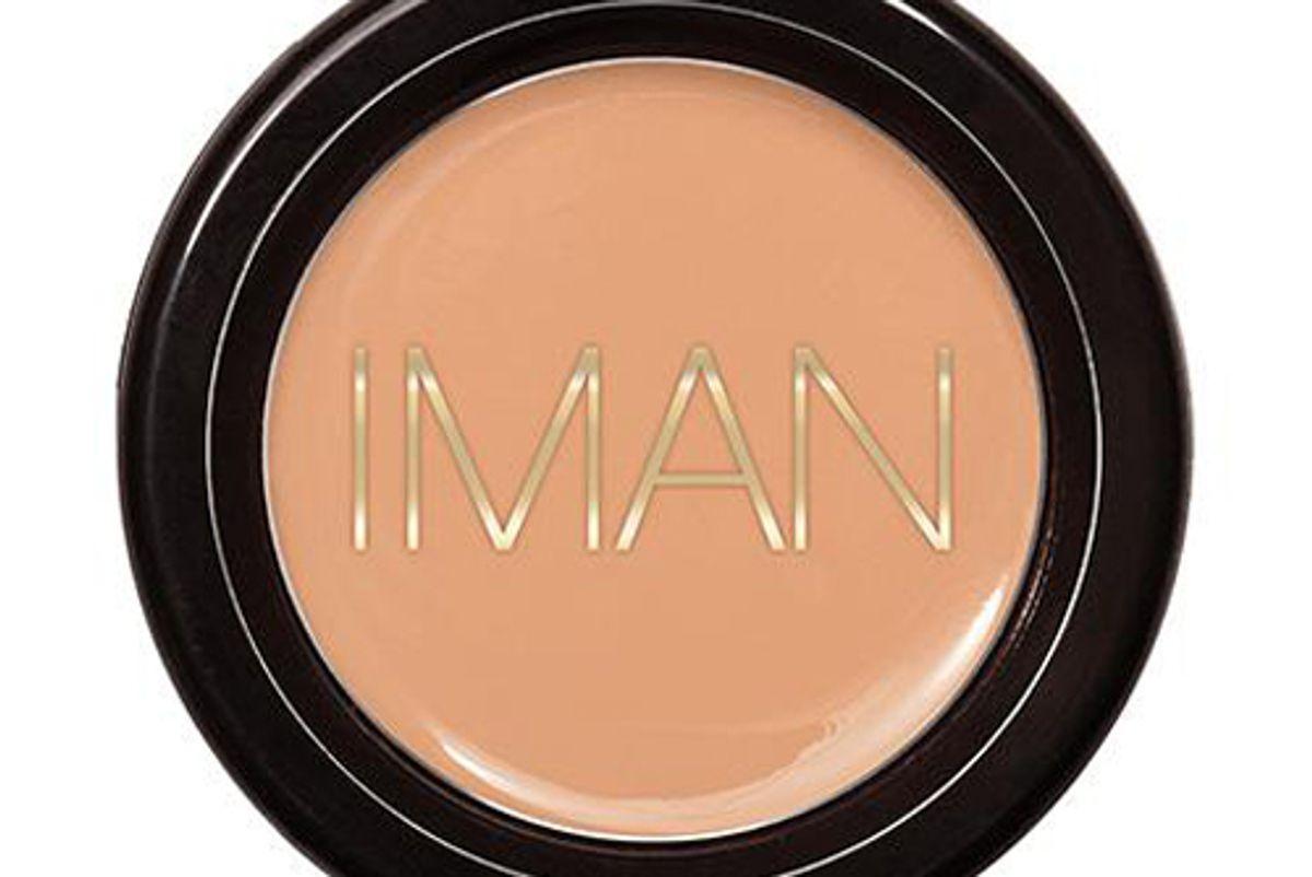 iman cosmetics cover cream sand medium