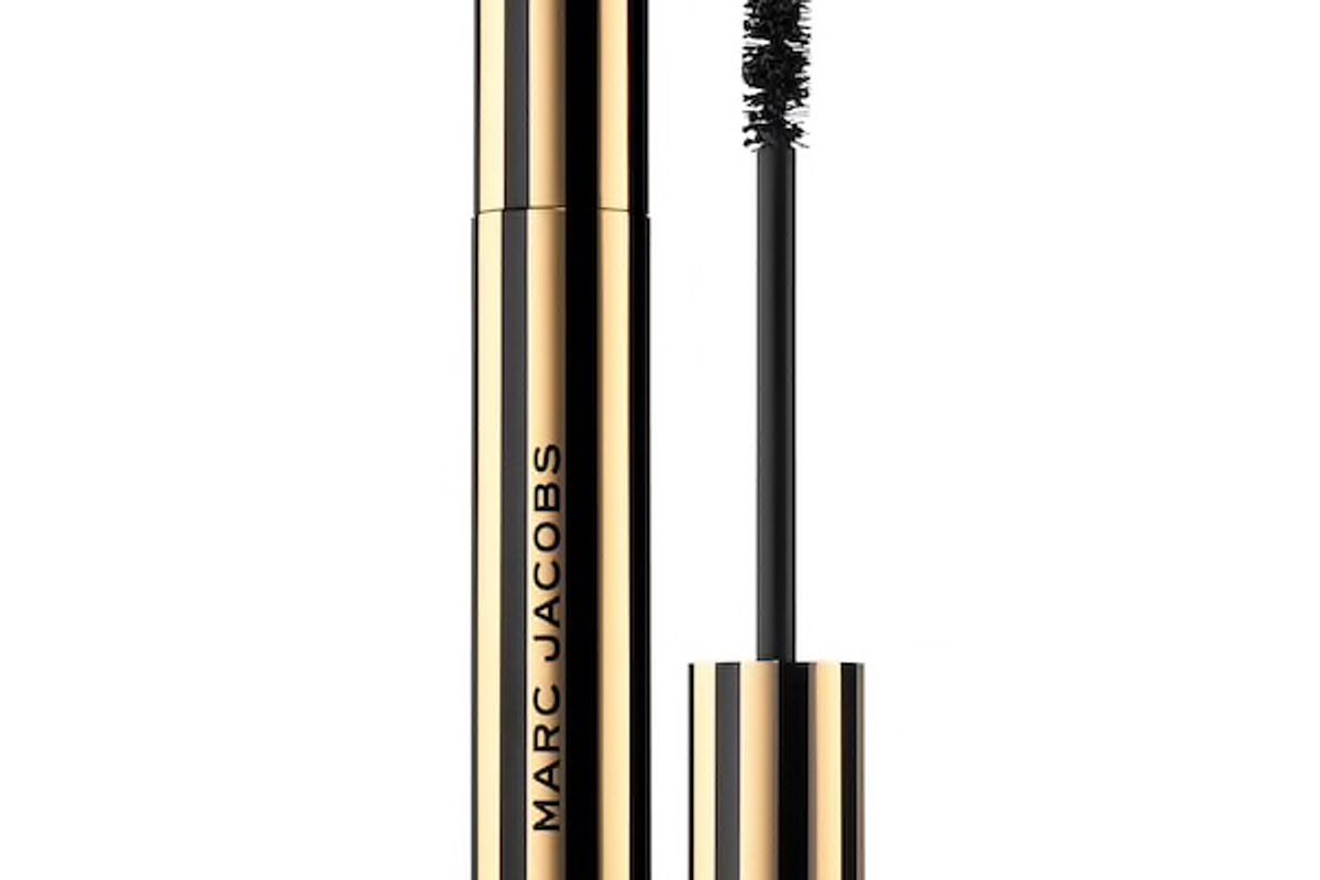 marc jacobs beauty at lashd lengthening and curling mascara