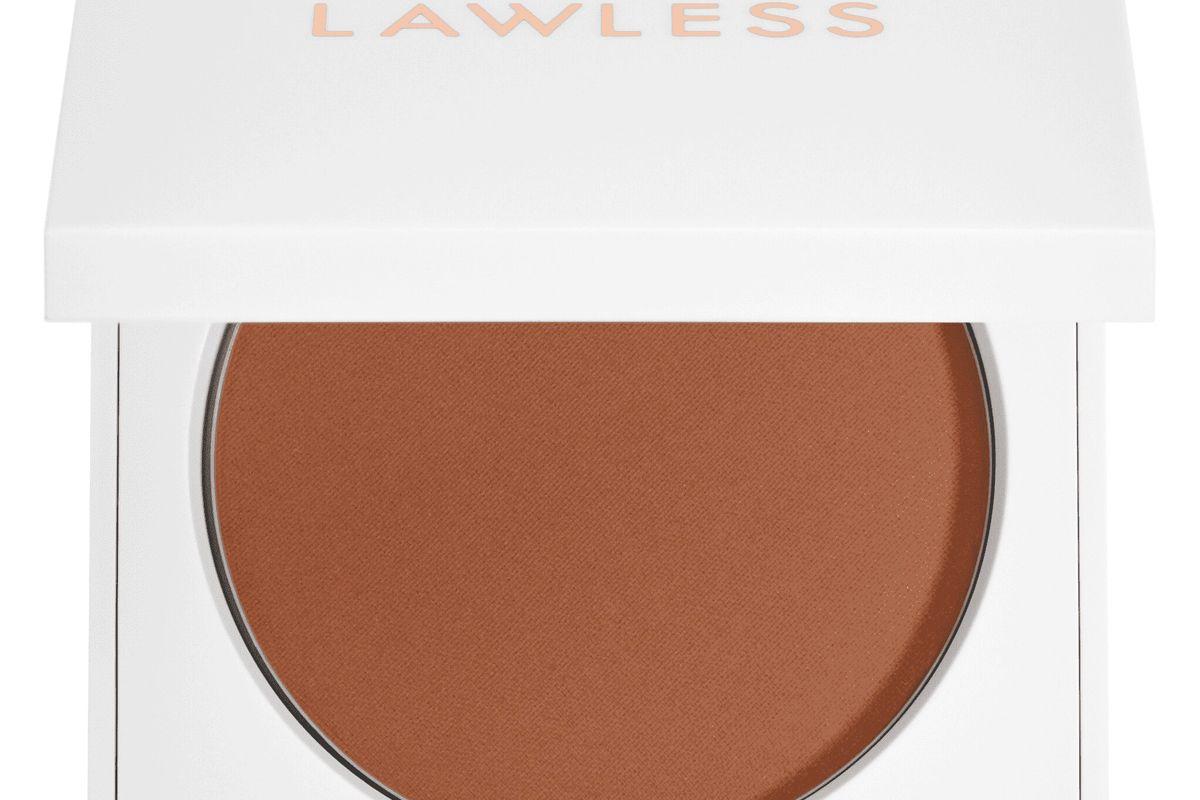 lawless summer skin velvet matte bronzer