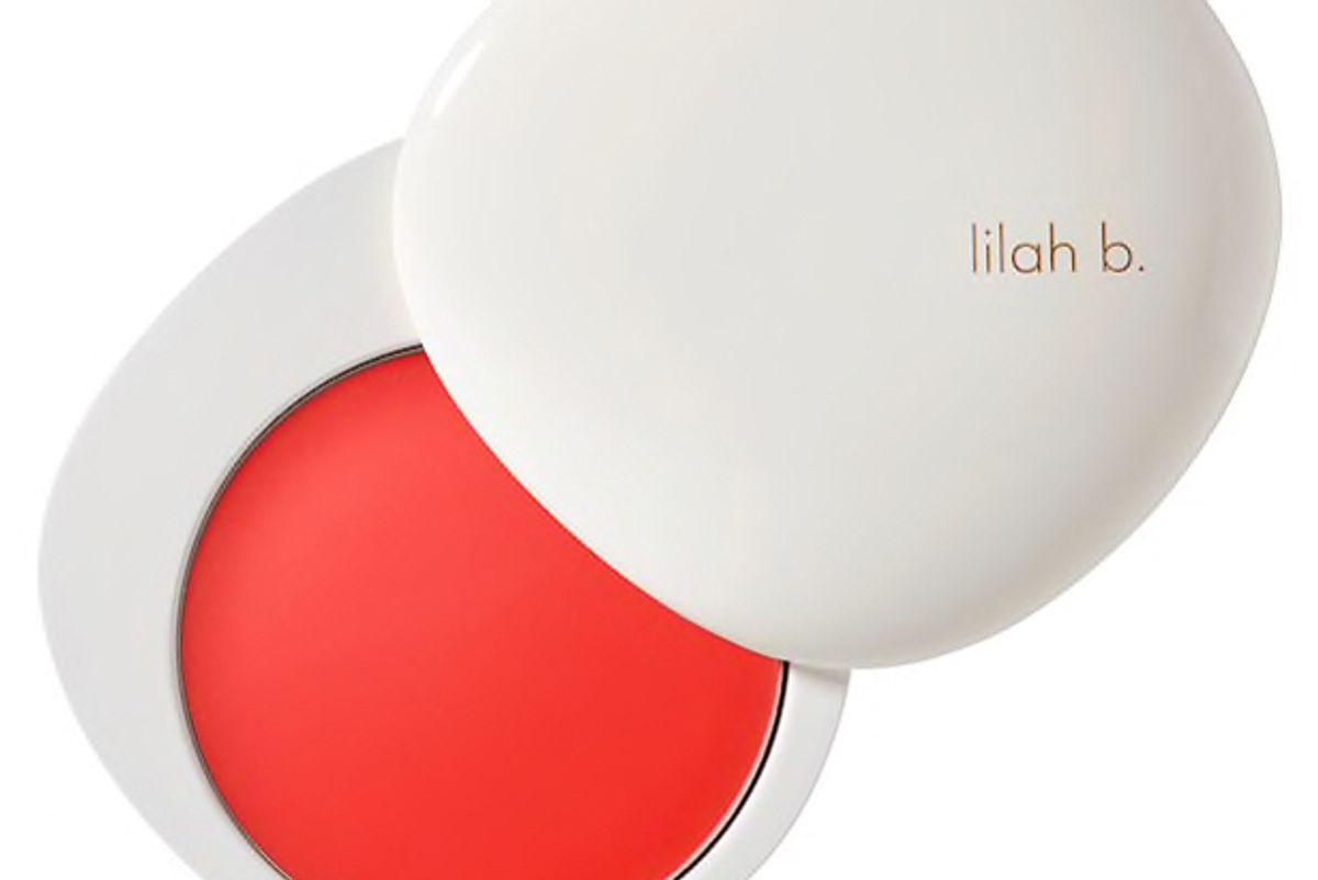 liliah b tinted lip balm
