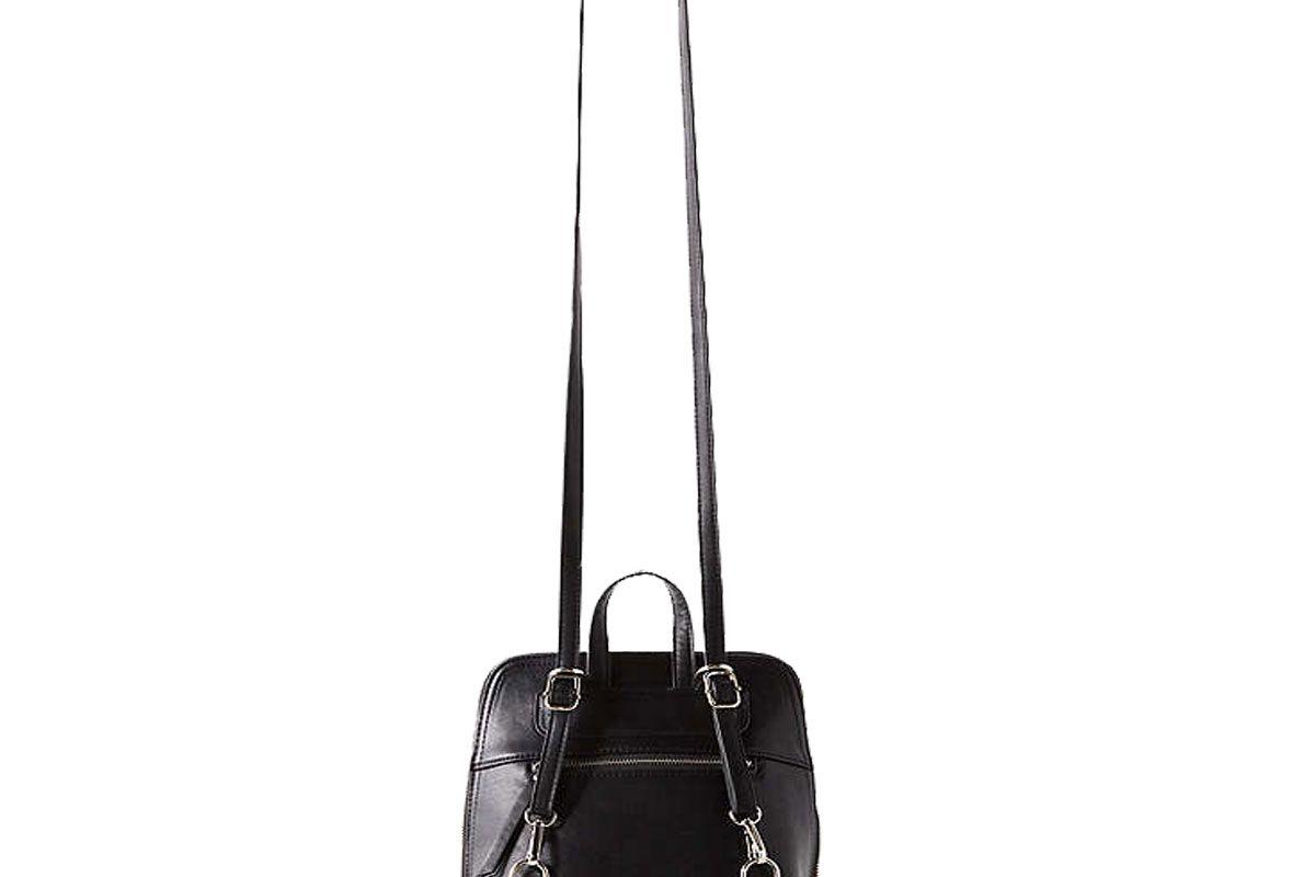 Zip-Around Convertible Backpack