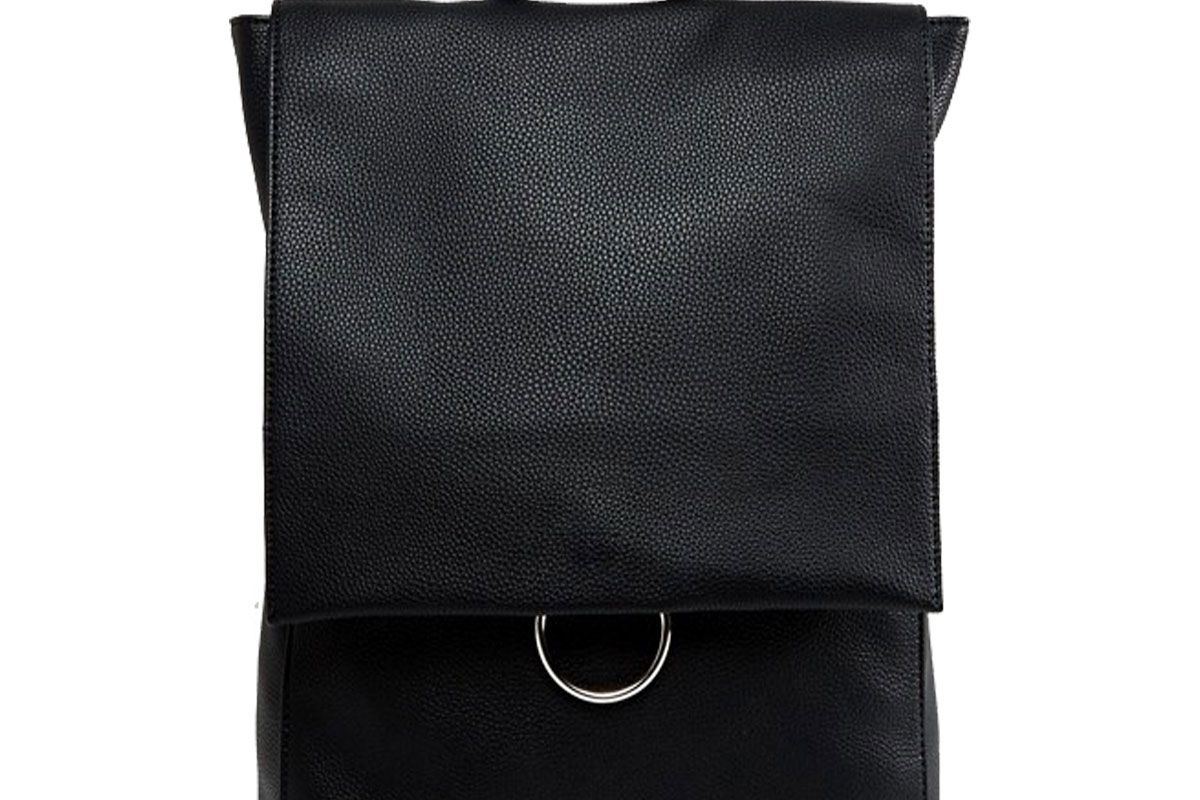 Ring Flap Backpack