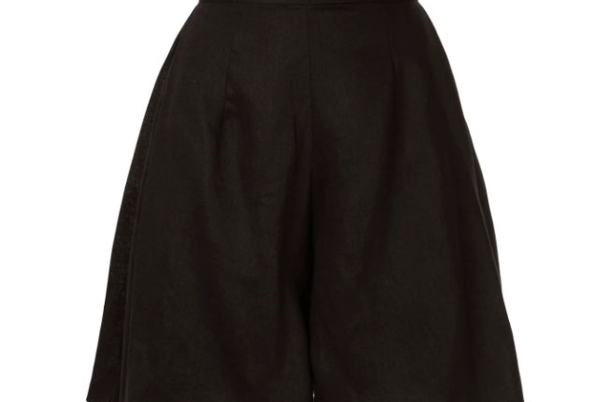 bambah pleated cullottes