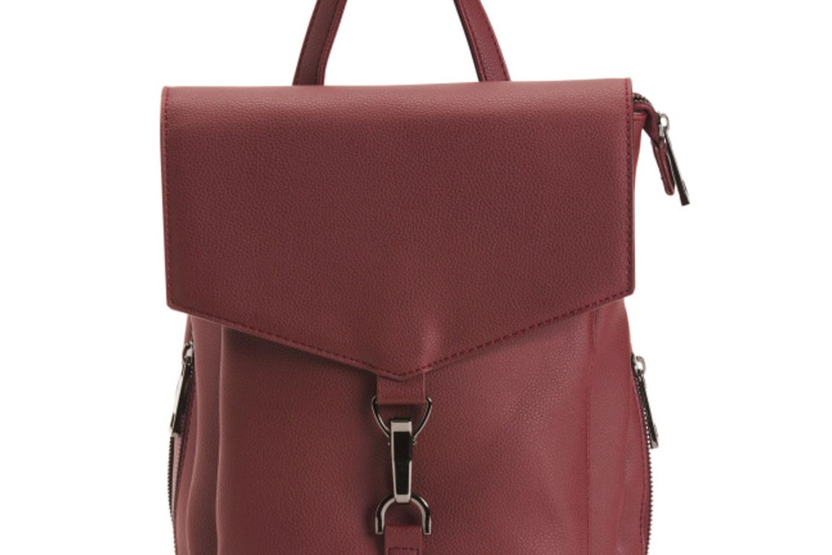 Patricia Clasp Backpack