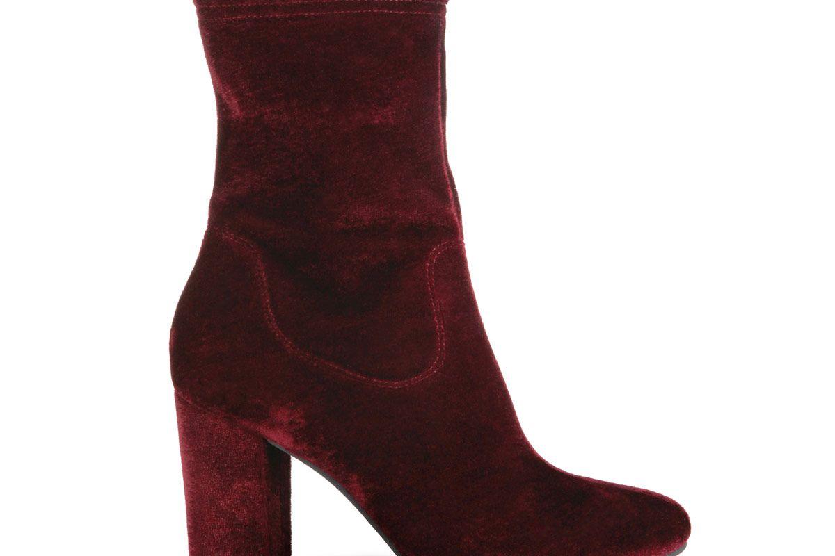 Alyssa Velvet Boot