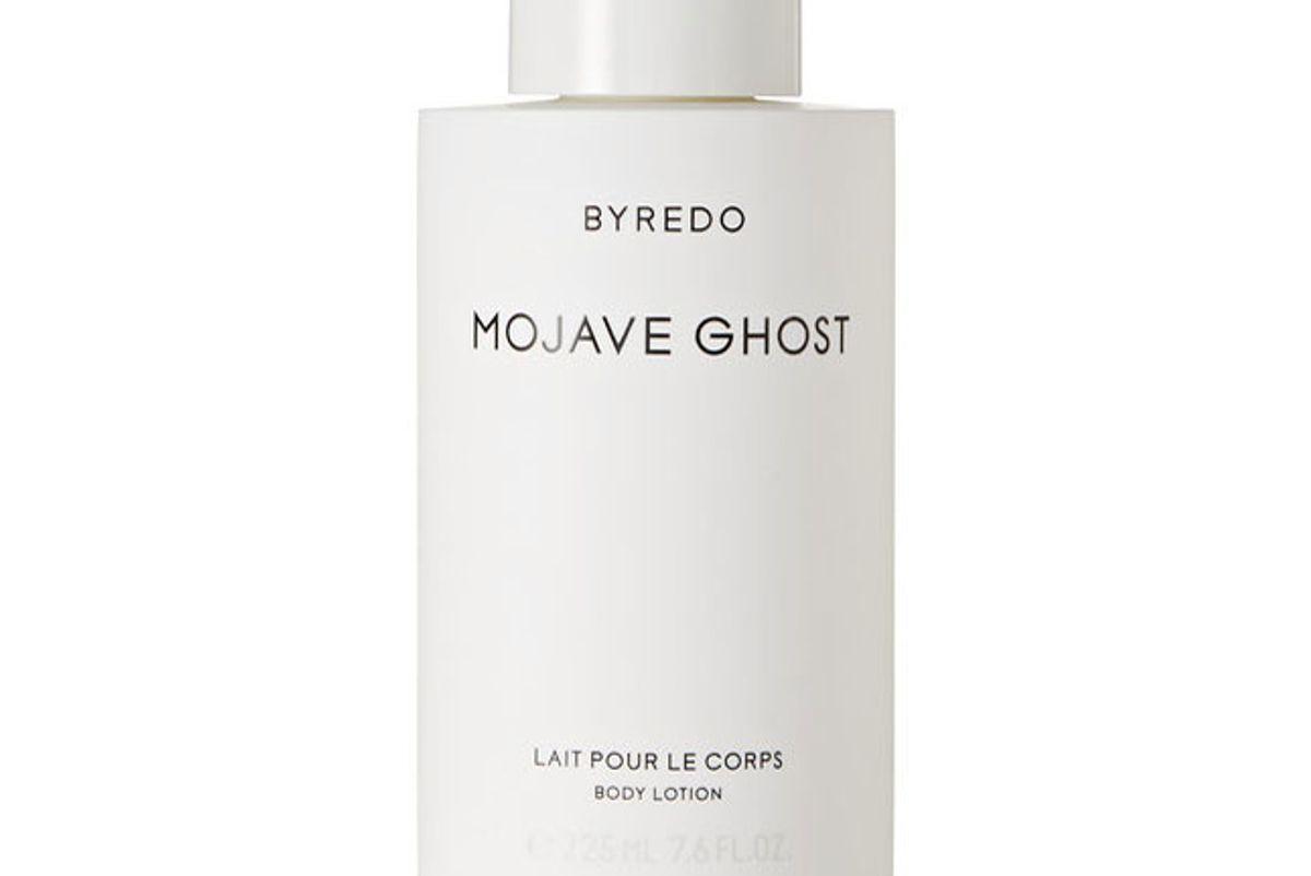 byredo mojave ghost body lotion