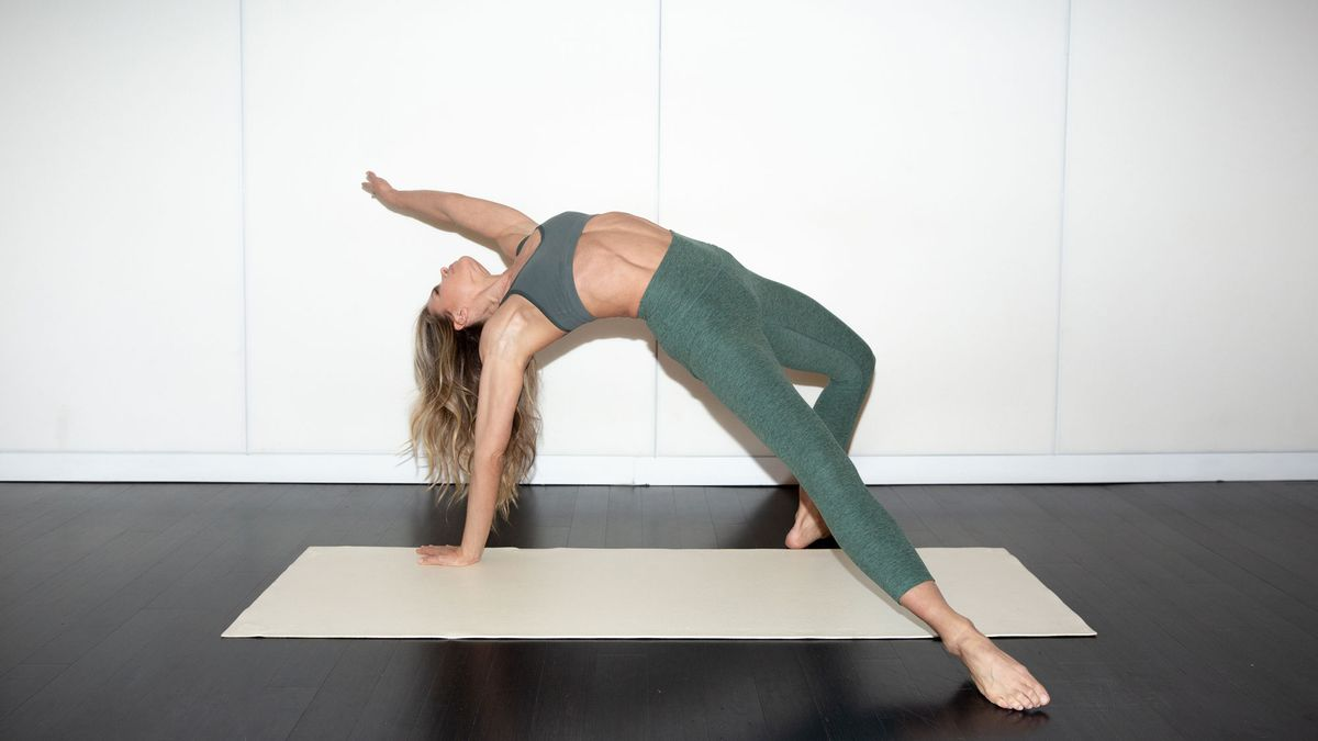 pilates moves to move more gracefully