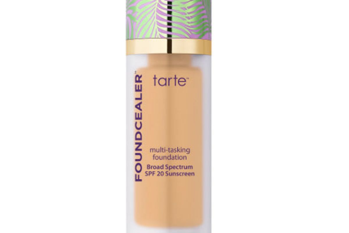 tarte babassu foundcealer skincare foundation