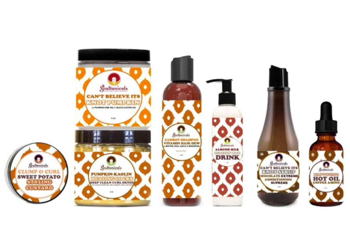 Coilements Fall Natural Hair Care Bundle