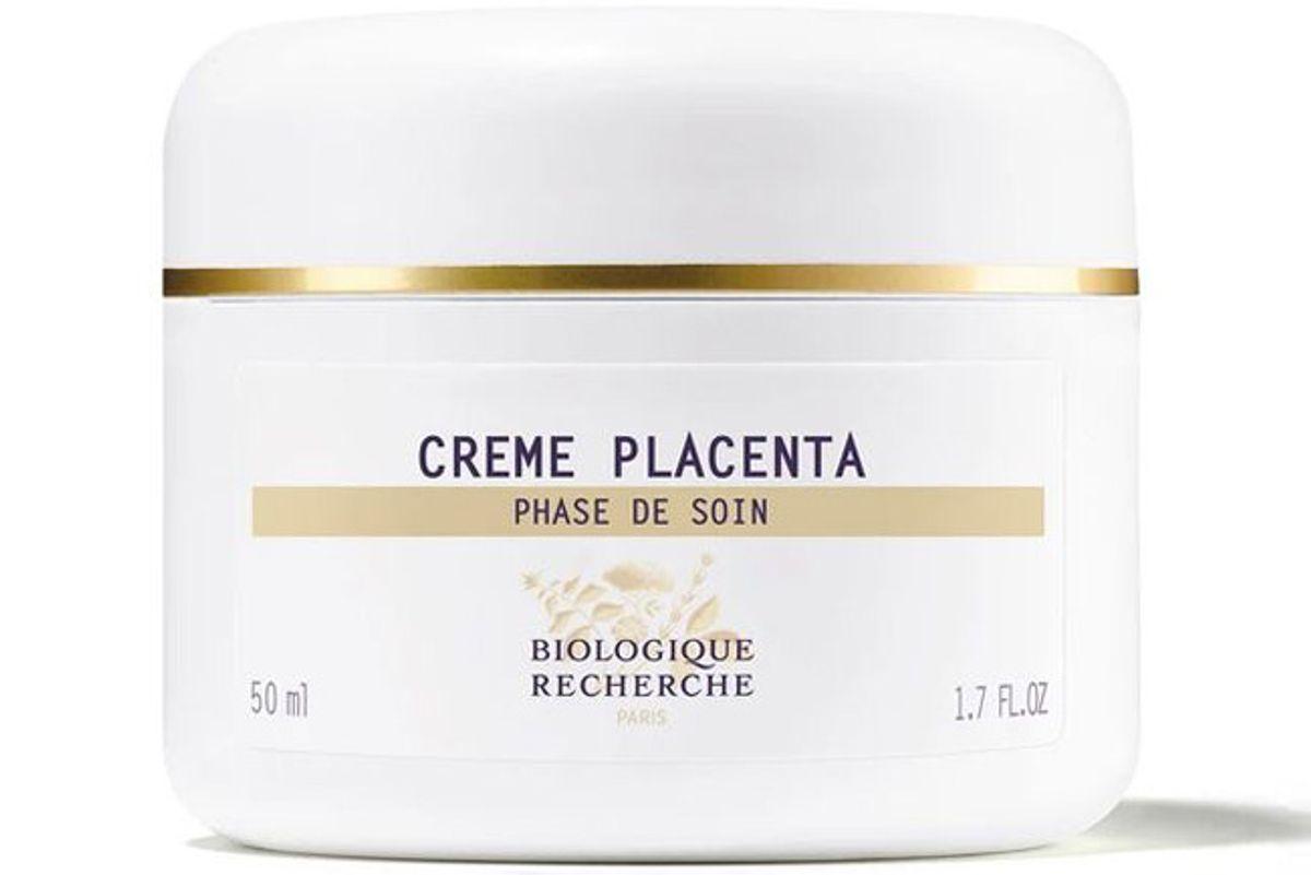 biologique recherche creme placenta