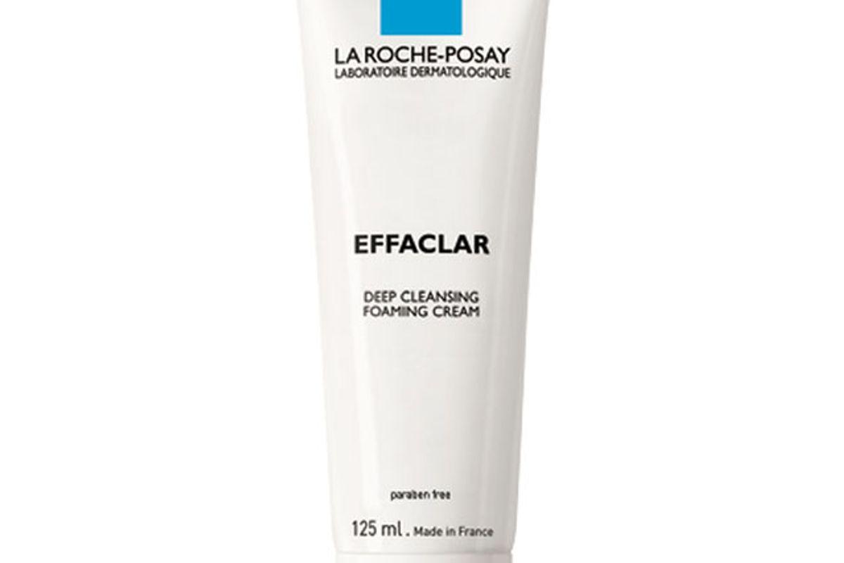 Effaclar Cream Deep Cleansing Foaming Cream Cleanser