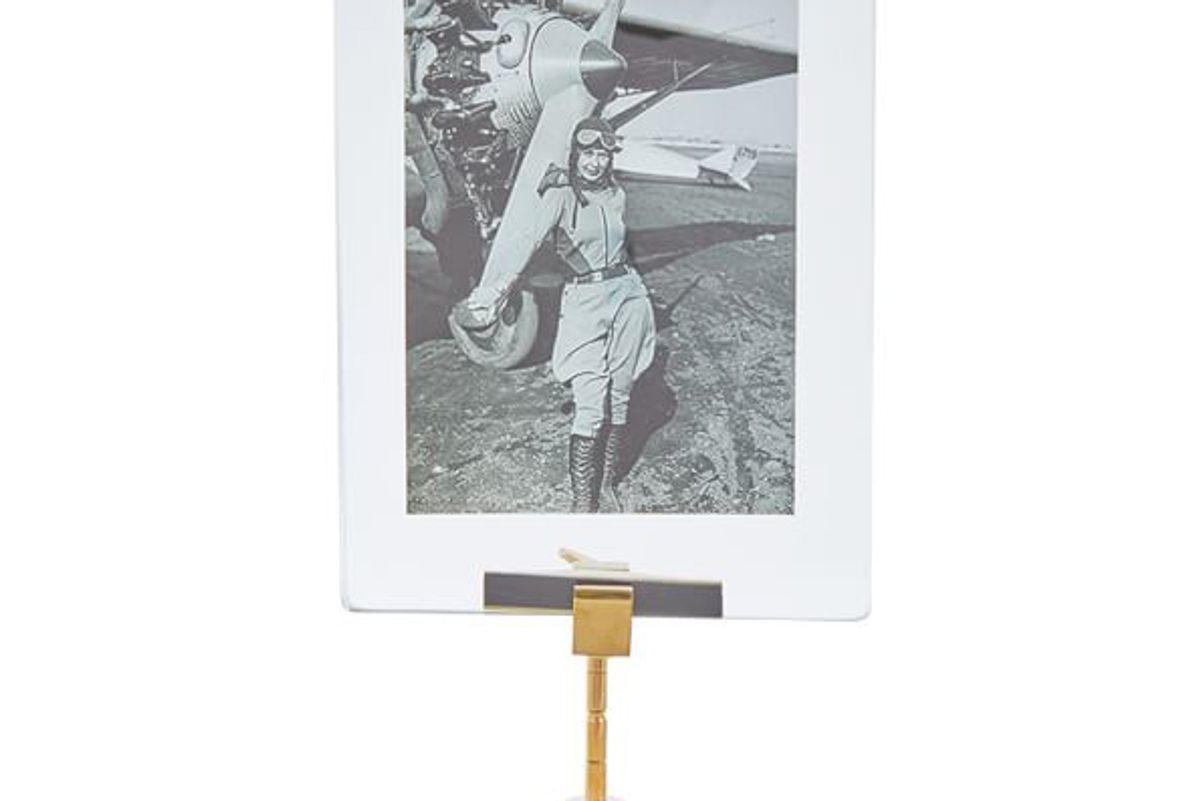 pottery barn gunsmith picture frame