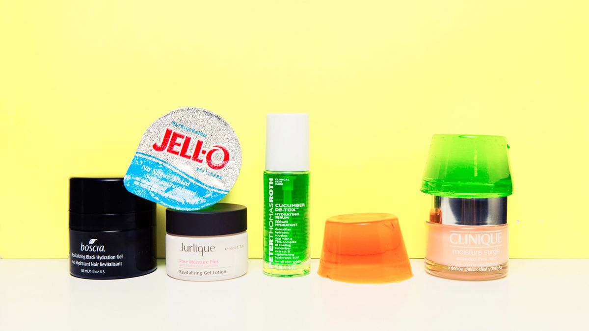 shop gel and oil-based moisturizers for summer