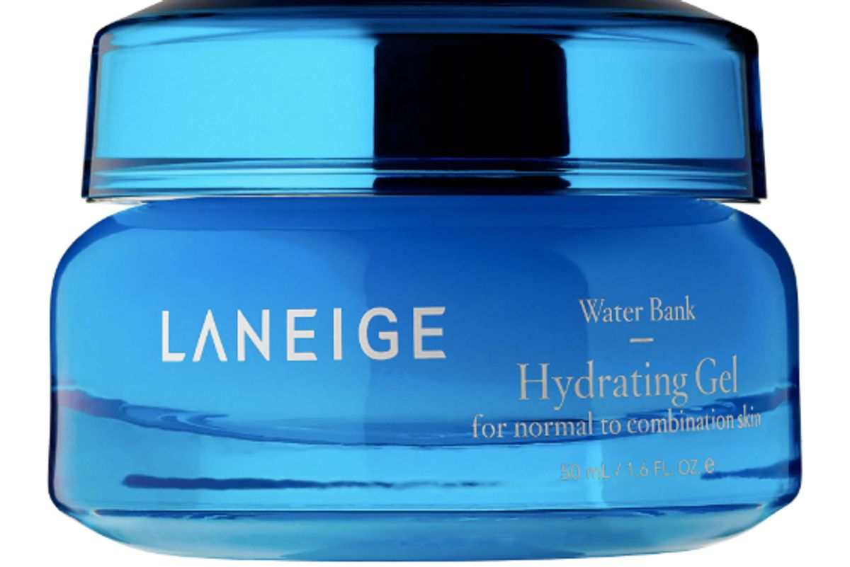 laneige water bank hydrating gel