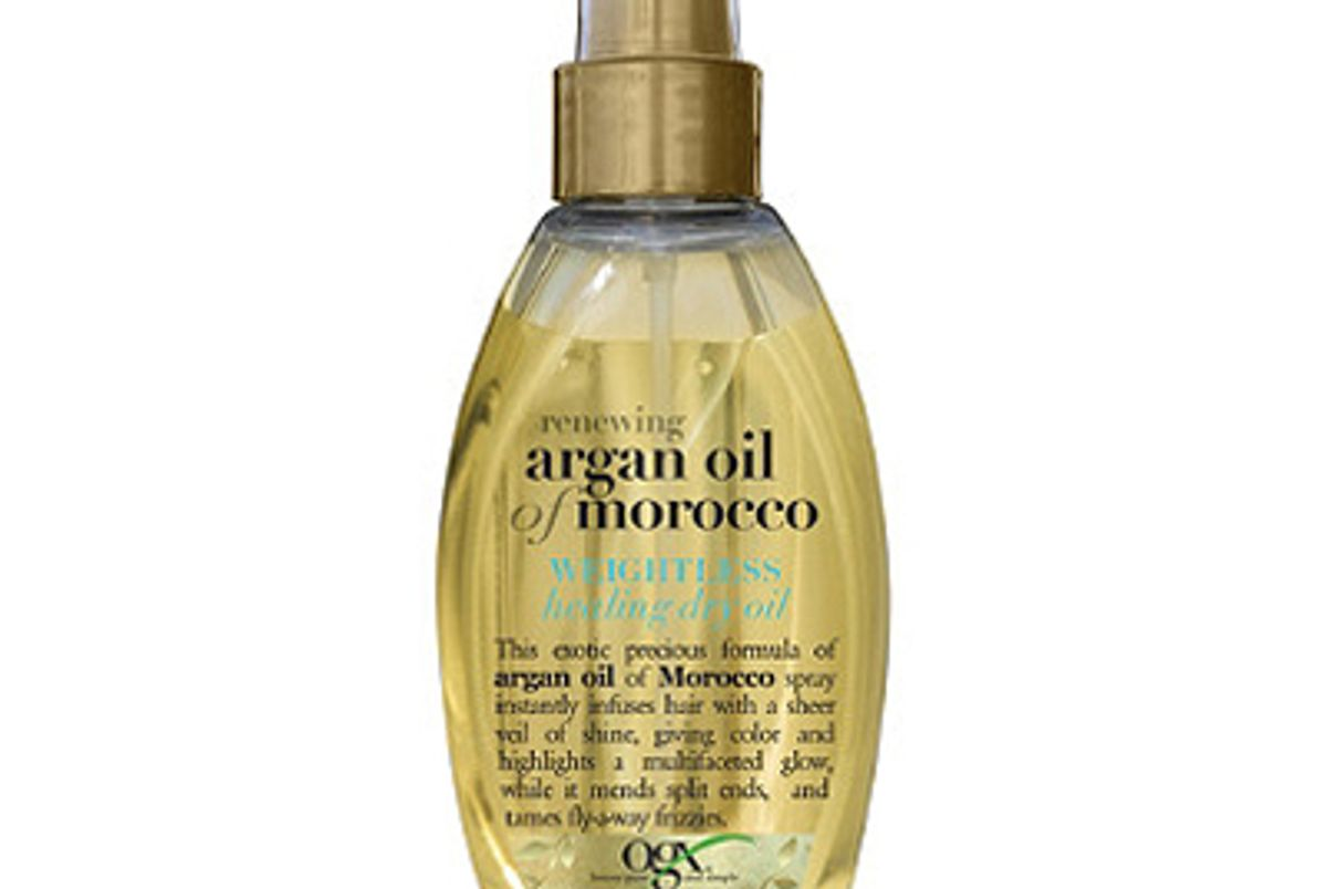 ogx renewing argan oil of morocco weightless healing dry oil