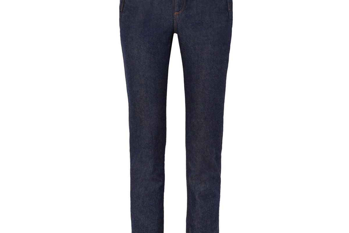 simon miller w009 quinby high rise straight leg jeans