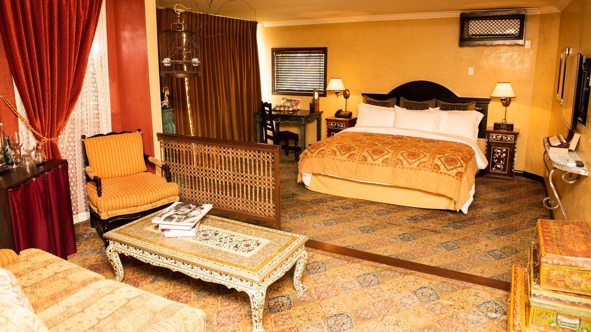 inside petit ermitage boutique hotel