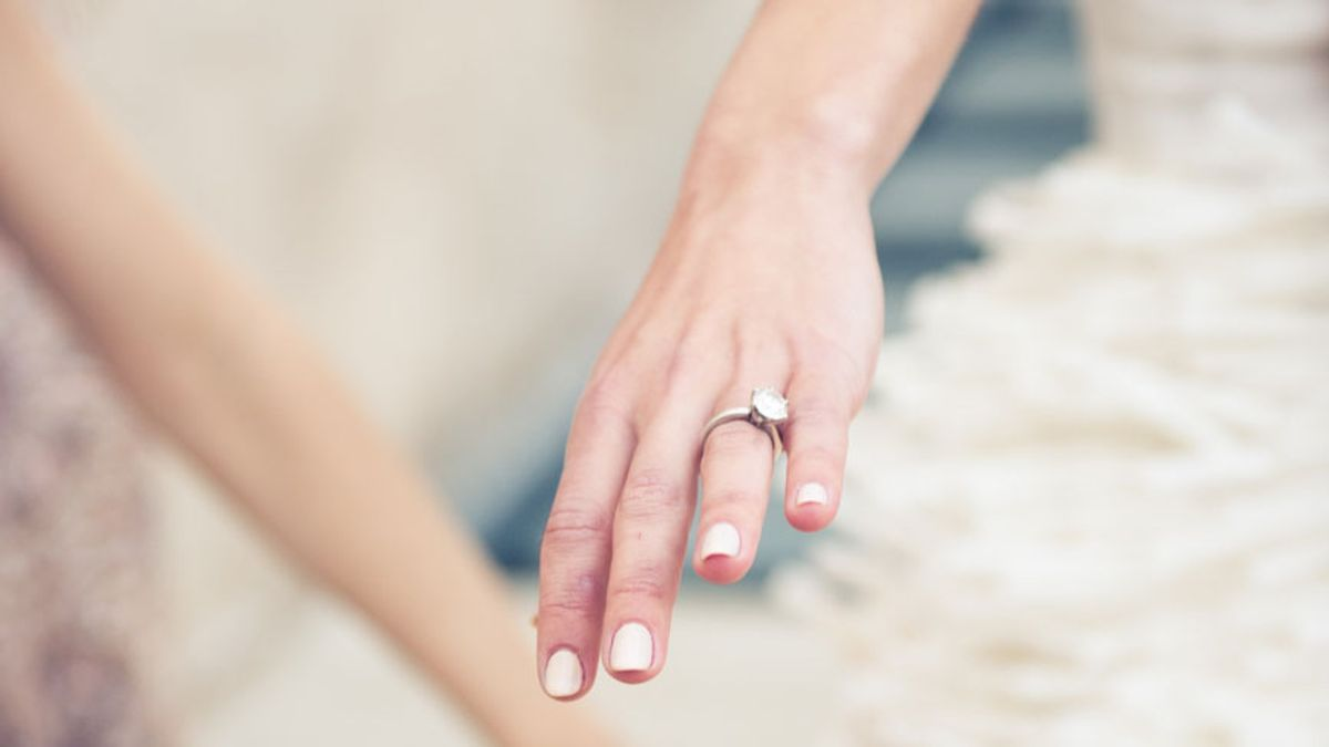 Marrying Yourself Is a Thing and It Isn't as Cheesy as It Sounds