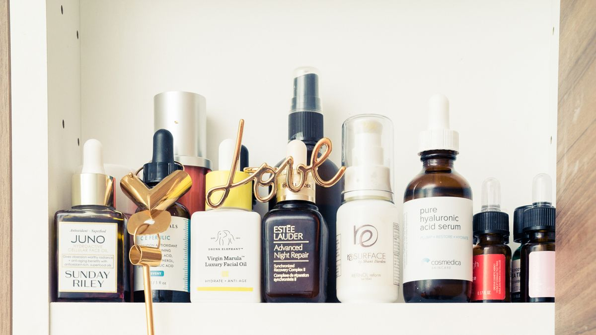 skin care five most popular ingredients