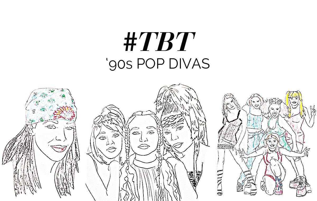 '90s Pop Divas