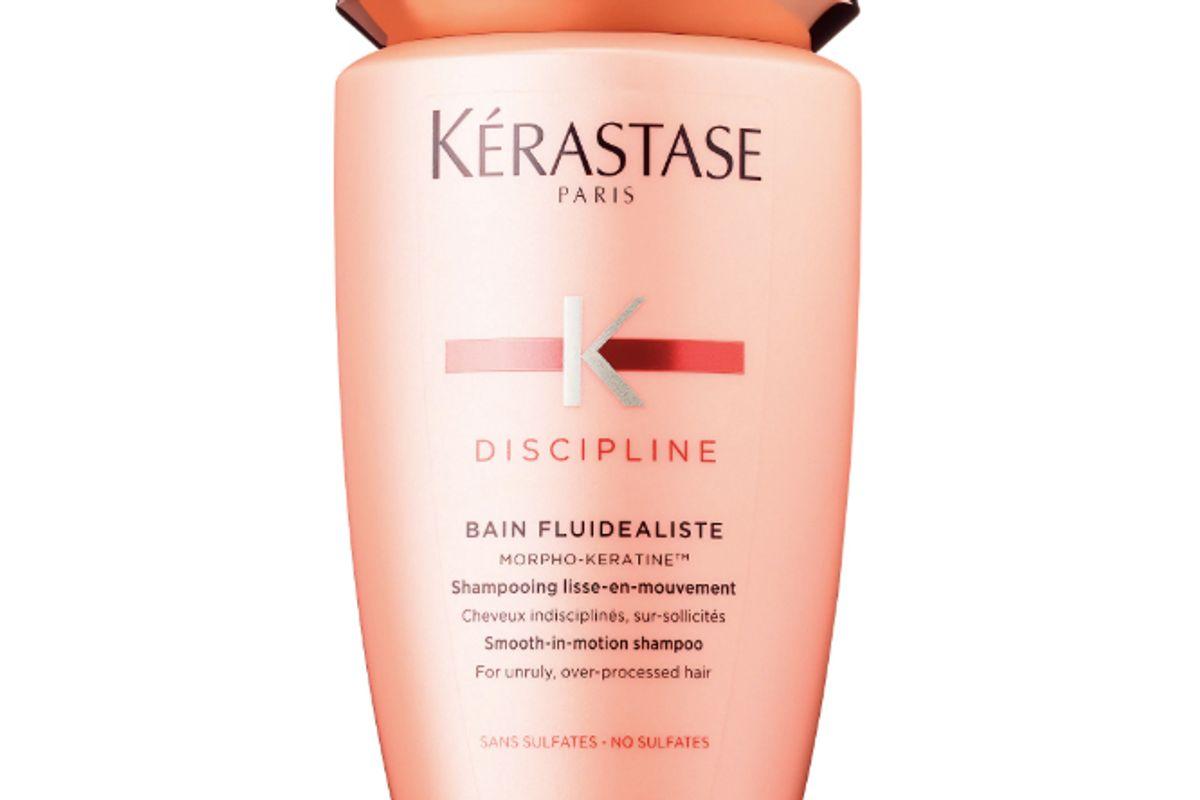 kerastase discipline sulfate free soothing shampoo
