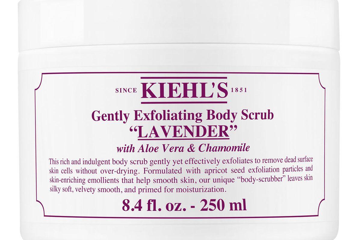 Gently Exfoliating Body Scrub