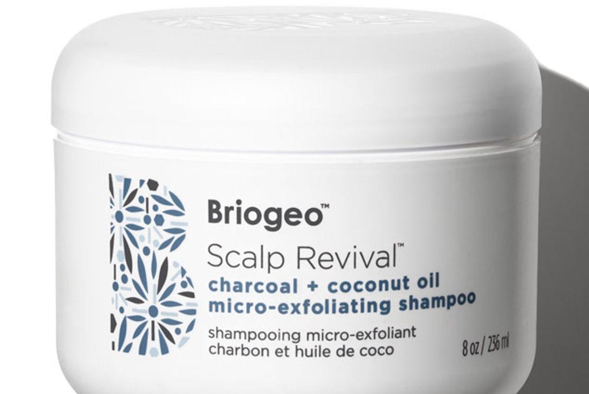 Scalp Revival Charcoal + Coconut Oil Micro-Exfoliating Shampoo