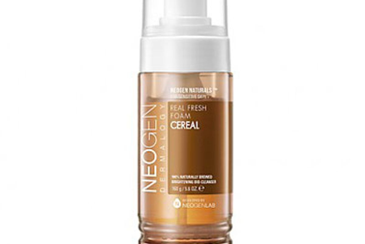 Cereal Real Fresh Foam Cleanser