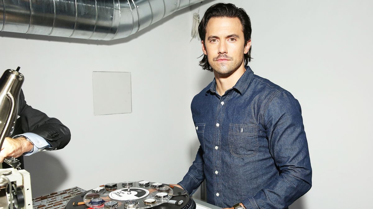 Sad News: Milo Ventimiglia Told Us He Stays Fully Dressed Until It's Time for Bed