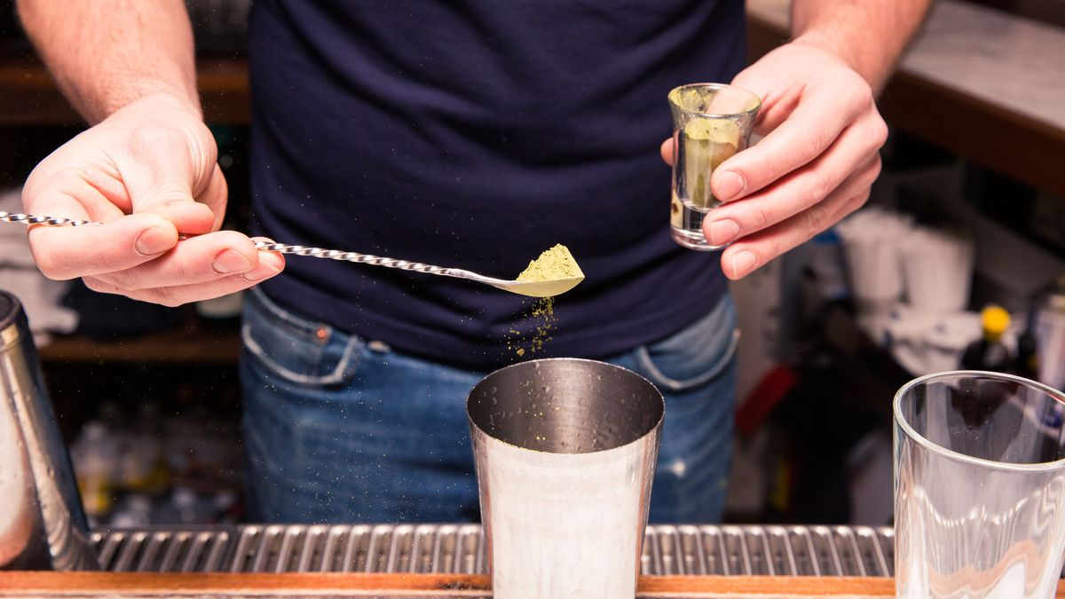 This Year's Trendiest Cocktail