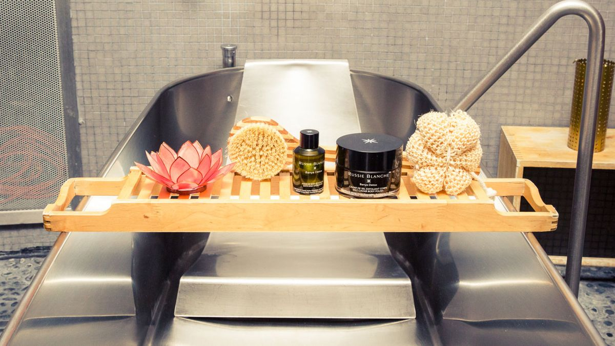 Turn Your Apartment Into a Spa