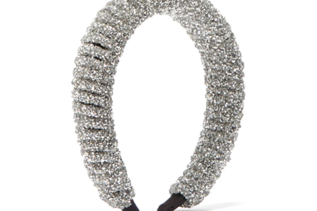 germanier crystal embellished headband