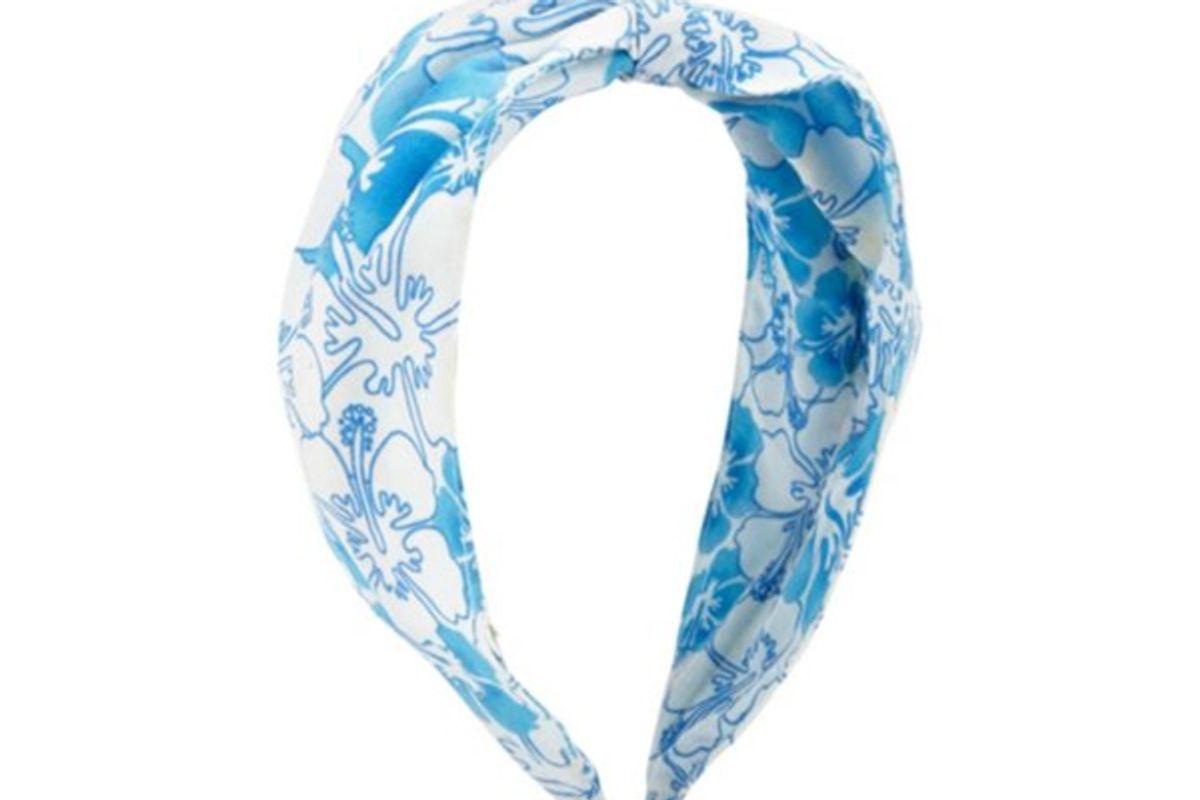 all things mochi bana floral headband
