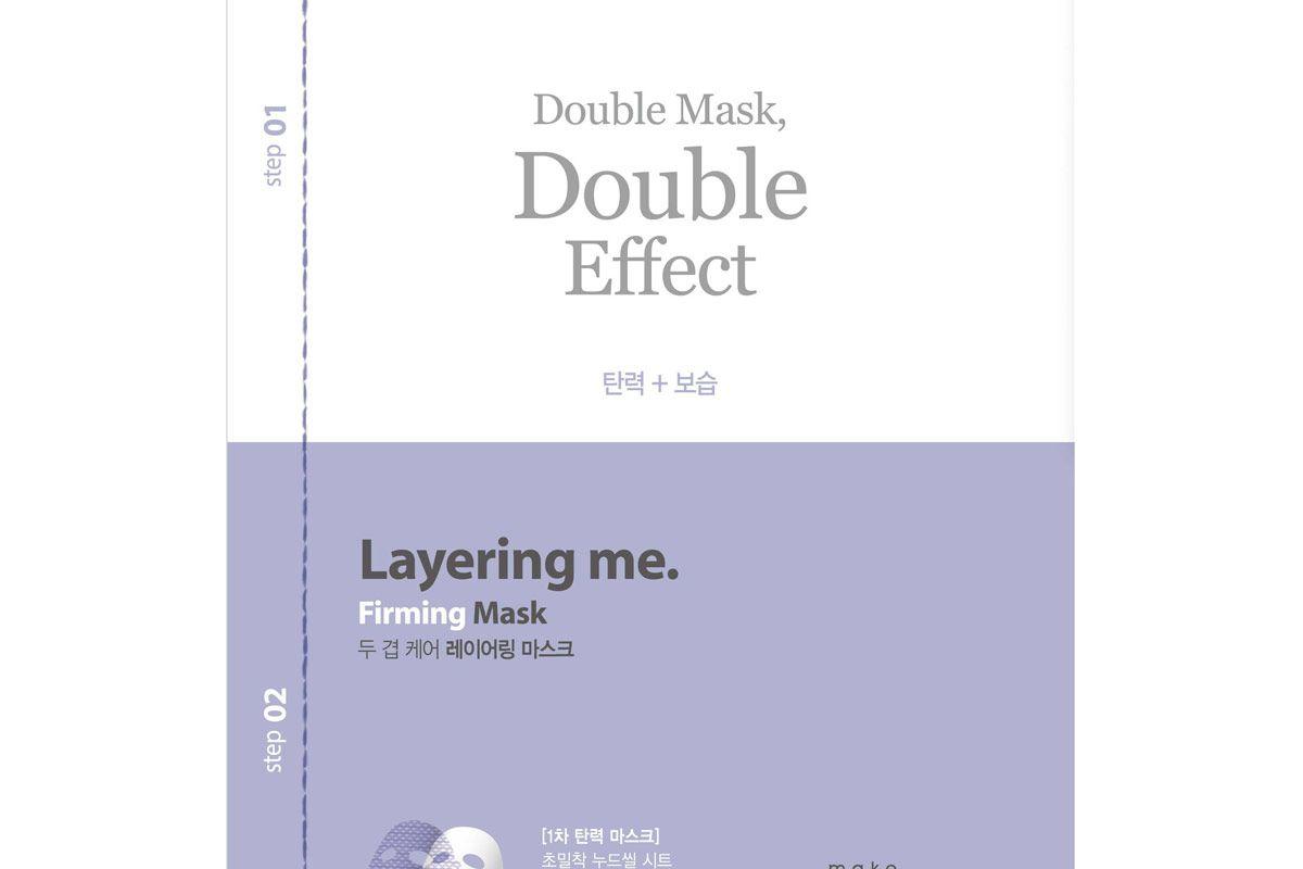 Layering Me. Firming Mask