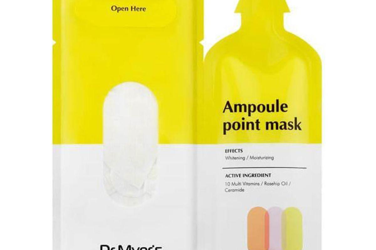 Vitamin C Ampoule Point Mask