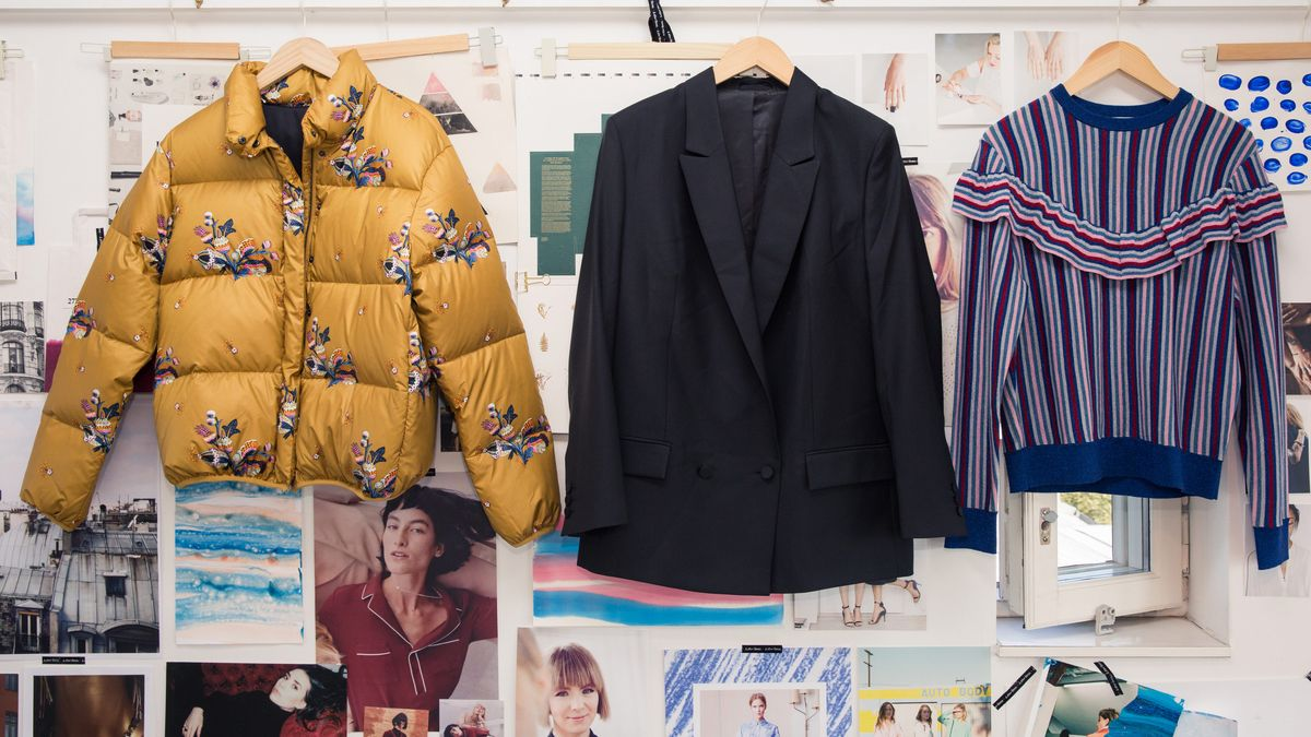 Inside Street Style Favorite & Other Stories' Stunning Stockholm Atelier